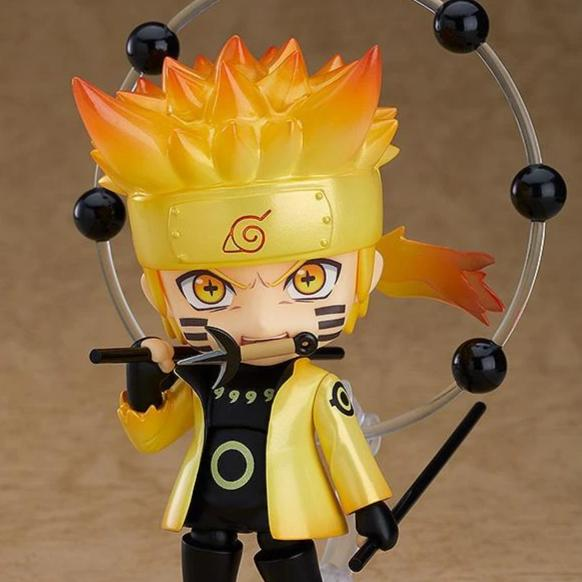 Nendoroid No.1273 Naruto Shippuden Naruto Uzumaki: Sage of the Six Paths Ver.