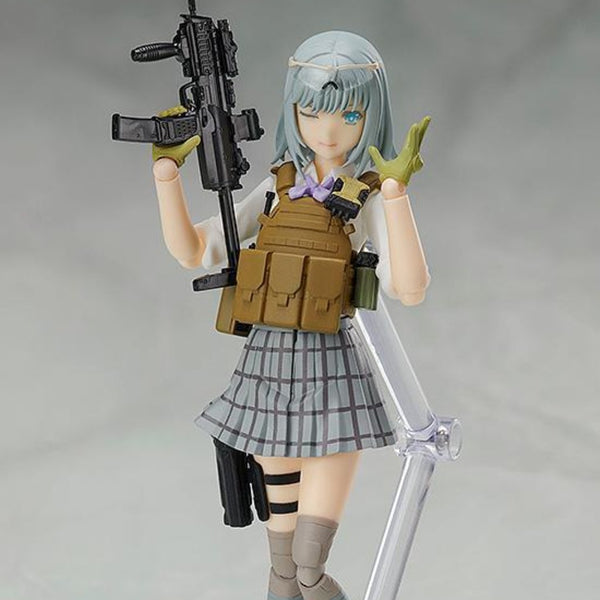 Figma SP-116 Little Armory TOMYTEC Rikka Shiina: Summer Uniform ver.