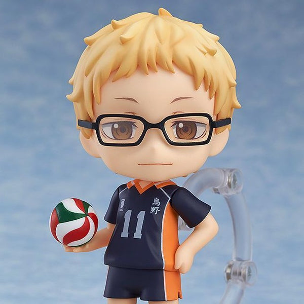 Nendoroid 616 Haikyu!! Second Season Kei Tsukishima