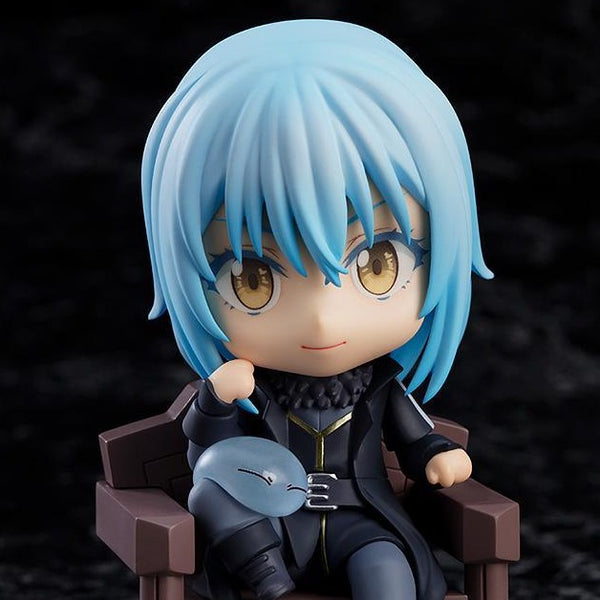 1568 That Time I Got Reincarnated as a Slime Nendoroid Rimuru: Demon Lord Ver.