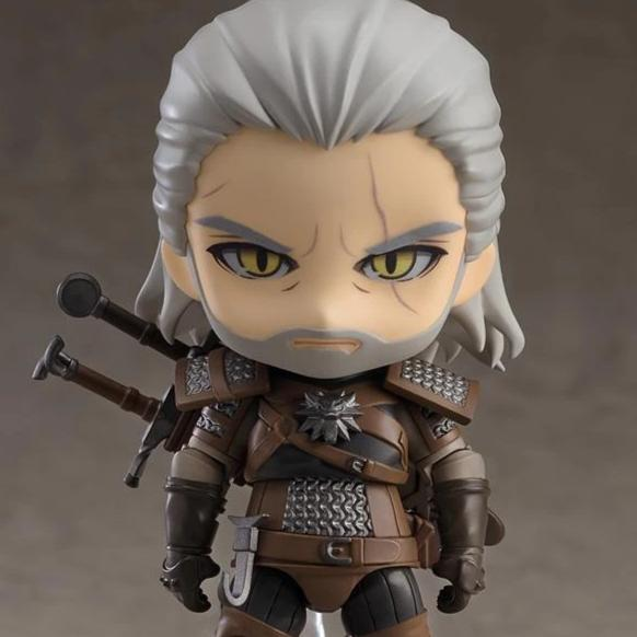 Nendoroid No.907 The Witcher 3: Wild Hunt Geralt