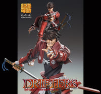 Medicos Super Action Statue DRIFTERS Battle in a Brand new World War TOYOHISA SHIMAZU