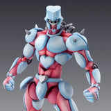 Medicos Jojo's Bizarre Adventure Super Action Statue Part4 CRAZY DIAMOND