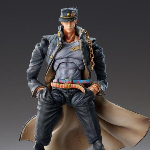 JOJO'S BIZARRE ADVENTURE Part3 Stardust Crusaders MEDICOS ENTERTAINMENT co.,ltd. Chozokado「Jotaro Kujo Ver.1.5」(3rd re-run)