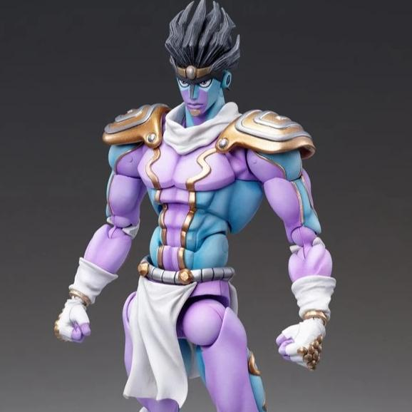 Medicos Jojo's Bizarre Adventure Super Action Statue Part4 STAR PLATINUM