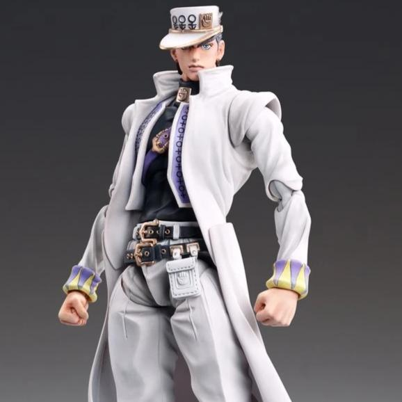 Medicos Jojo's Bizarre Adventure Super Action Statue Part4 Jotaro Kujo