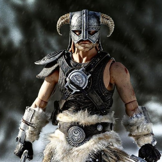 The Elder Scrolls V: Skyrim Dragonborn 1/6 Scale Figure