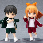 Nendoroid Doll Outfit Set: Gym Clothes - Green/Red