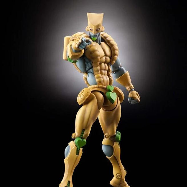 Medicos Jojo's Bizarre Adventure Super Action Statue Part3 Stardust Crusaders THE WORLD