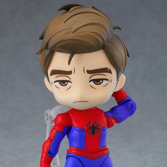 Nendoroid 1498-DX Spider-Man: Into the Spider-Verse Peter Parker: Spider-Verse Ver. DX