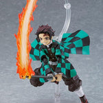 Figma 498-DX Demon Slayer: Kimetsu no Yaiba Tanjiro Kamado DX Edition