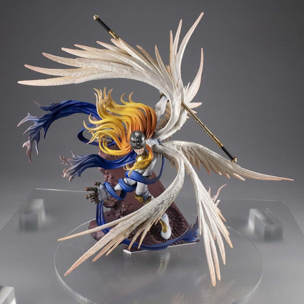 MEGAHOUSE Digimon Adventure Precious G.E.M. Series Angemon 20th