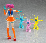 Figma EX-043 Space Channel 5 Series Ulala: Exciting Orange ver.