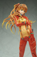 BellFine EVANGELION:2.0 YOU CAN (NOT) ADVANCE Asuka Shikinami Langley Test Plugsuit Ver