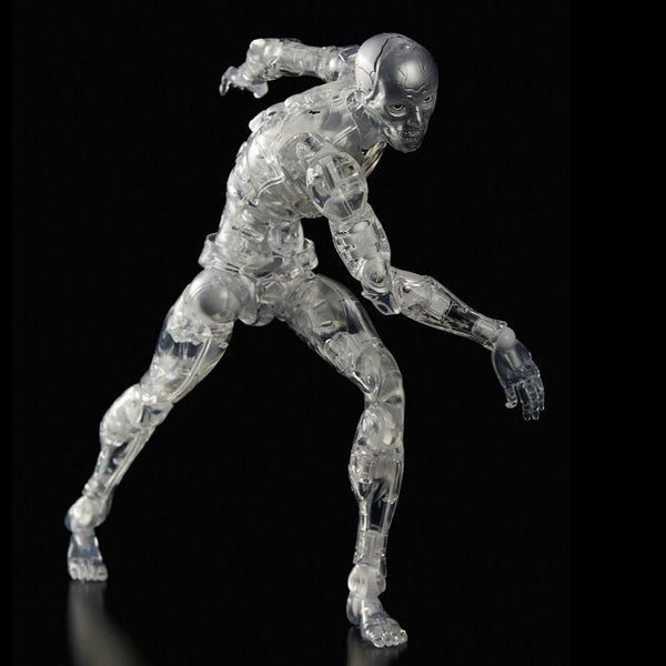 1000Toys TOA Heavy Industries Synthetic Human (Clear Ver.) 1/6 Scale PX Previews Exclusive