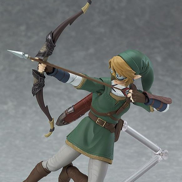 Figma No.320 The Legend of Zelda: Twilight Princess Link DX Edition