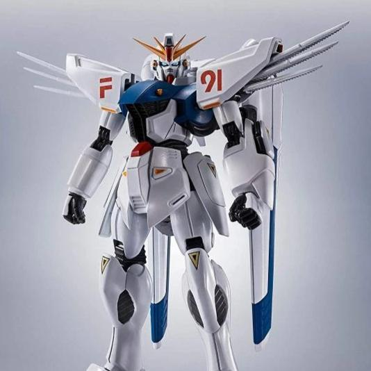 ROBOT SPIRITS MOBILE SUIT GUNDAM F91 EVOLUTION-SPEC