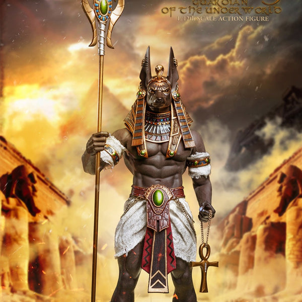 TBLeague [PL-2020-168] 1/12 Anubis Guardian of The Underworld