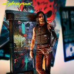 Cyberpunk 2077 Johnny Silverhand 1/4 Scale Statue Regular version