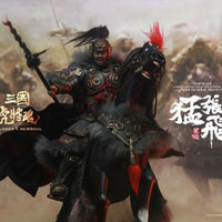Inflames X Newsoul IFT-034 Soul Of Tiger Generals -Zhang Yide & The Wuzhui Horse 1/12 Scale Action Figure Set