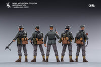 Joy Toy WWII MOUNTAIN DIVISION 1/18 Scale Set