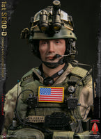 DAM Toys 1st SFOD-D Combat Applications Group Team Leader 1/6