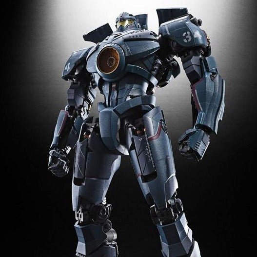 Soul of Chogokin GX-77 Pacific Rim: Uprising Gipsy Danger Die-Cast Metal Action Figure