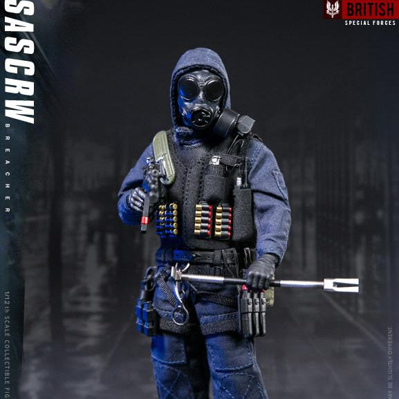 DAMTOYS PES002 1/12 Pocket Elite Series SAS CRW Breacher Action Figure