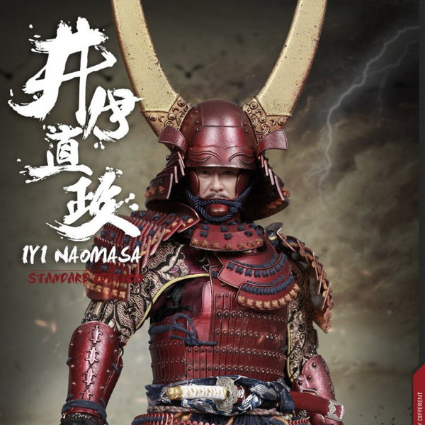 Coomodel CM-SE028 II Naomasa The Scarlet Yaksha (Standard Edition) 1/6 Scale Action Figure