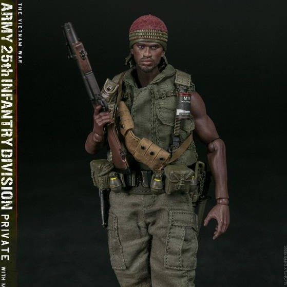 DAMToys PES011 1/12 ARMY 25th Infantry Division Private WITH M79 GRENADE LAUNCHER
