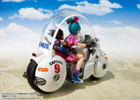 S.H.Figuarts Vehicle Dragon Ball Bulma's Motorcycle Hoipoi Capsule No. 9