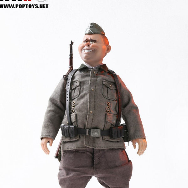 "POP Toys [POP-BGS002] Fat Guy ""George"" 1/12"