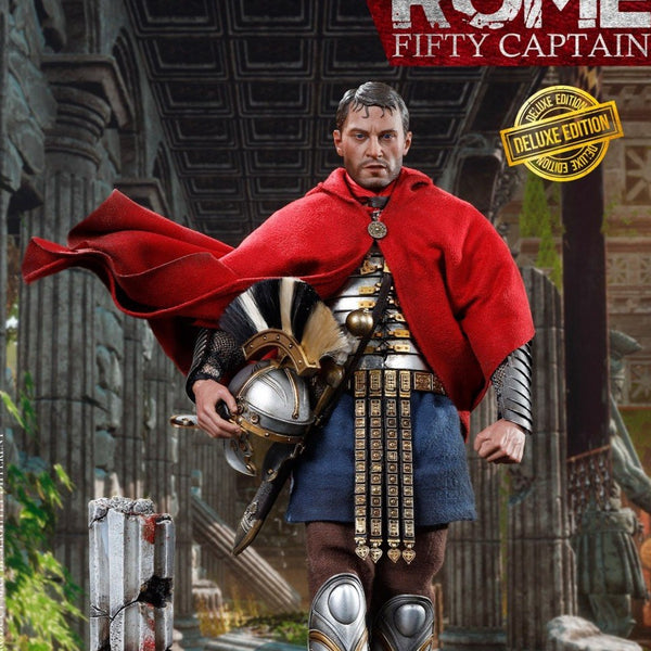 HY Toys Empire Corps-Captain Captain Fifty Deluxe Edition