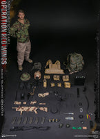 DAM Toys Operation Red Wings NAVY SEALS SDV Team 1 Radio Telephone Operator 1/6