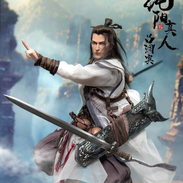 VTS Toys The Eight Immortals Lu Dongbin 1/6