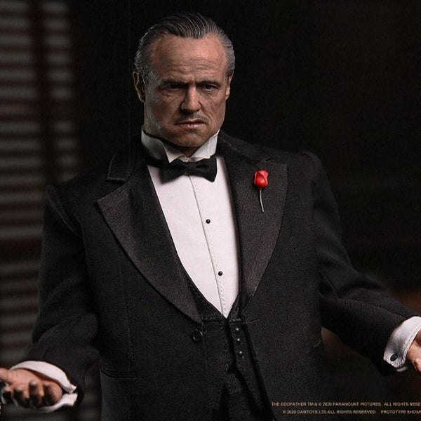 DAM Toys [DAM-DMS032] The Godfather Vito Corleone 1/6