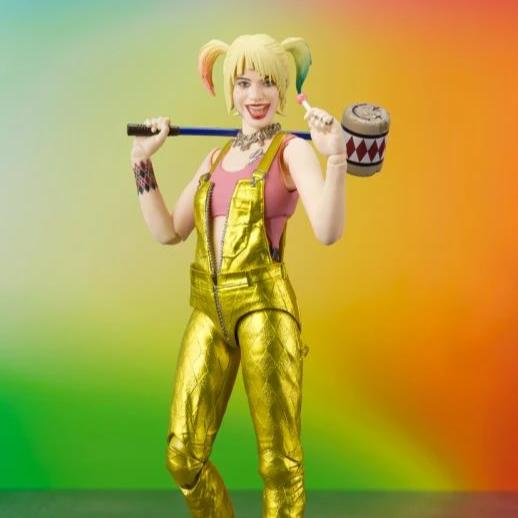 S.H.FIGUARTS BIRDS OF PREY MOVIE HARLEY QUINN