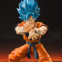 Tamashii Nations S.H.Figuarts Dragon Ball Super Super Saiyan God Super Saiyan Goku