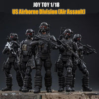 Joy Toy U.S. Airborne Division (Air Assault) 1/18 Scale Set
