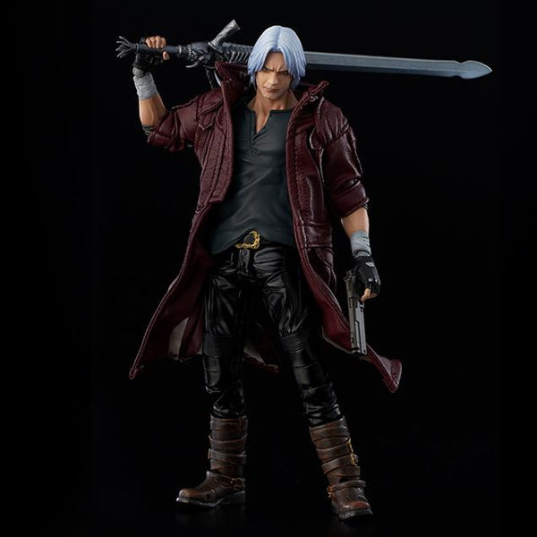 1000Toys DEVIL MAY CRY 5 DANTE DELUXE VERSION 1/12 SCALE