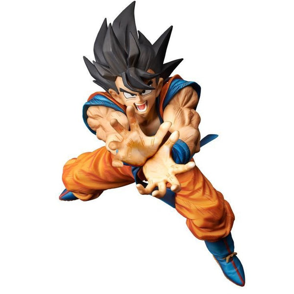 BANPRESTO DRAGON BALL Z SON GOKU KAMEHAMEHA