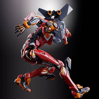METAL BUILD NEON GENESIS EVANGELION EVA-02 PRODUCTION MODEL