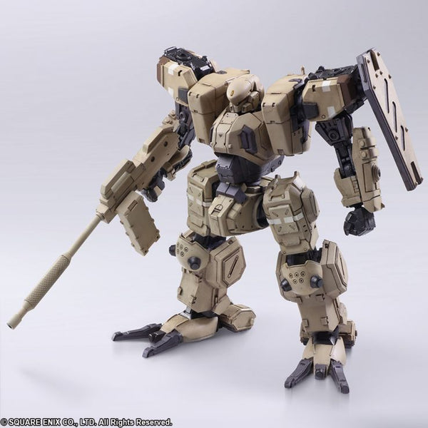 Square-Enix Front Mission 1st Zenith Wander Arid Camo Variant