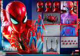 Hot Toys Spider-Man (Spider Armor - MK IV Suit)