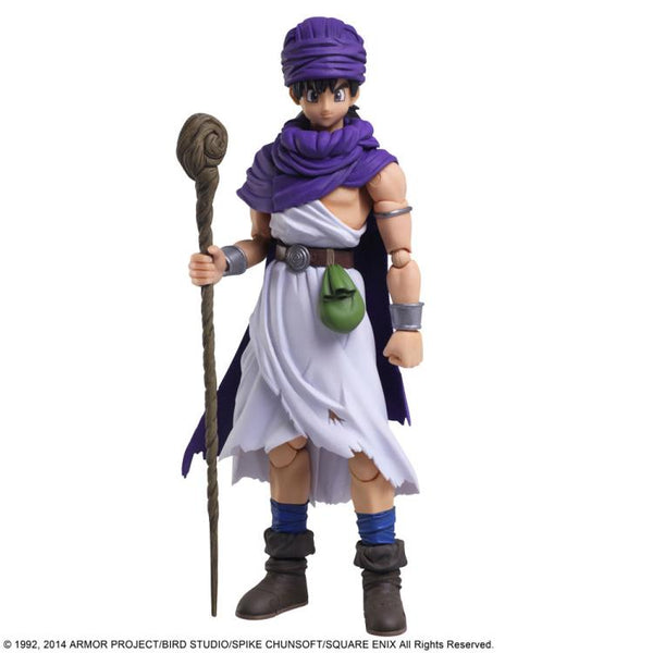 Bring Arts Dragon Quest V: Hand of the Heavenly Bride Hero