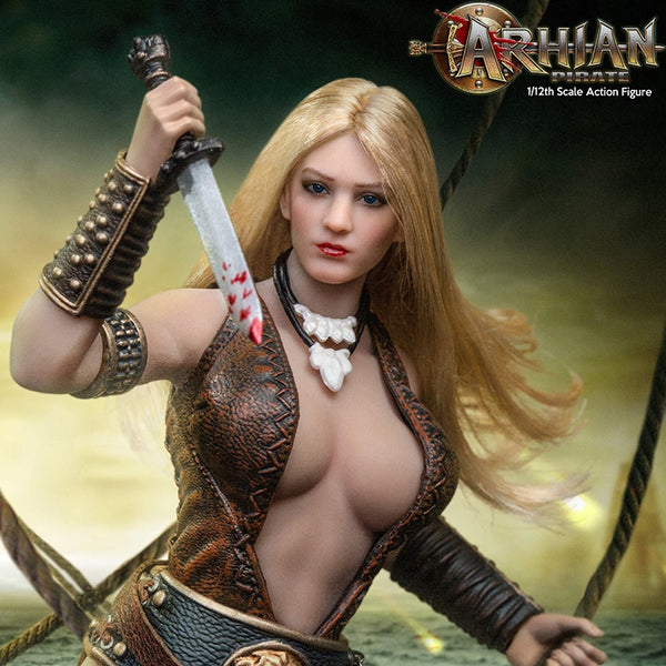 TBLeague Arhian Pirate 1/12 Scale Action Figure