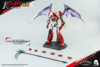 ROBO-DOU SHIN GETTER 1 ACTION FIGURE METALLIC COLOR VER