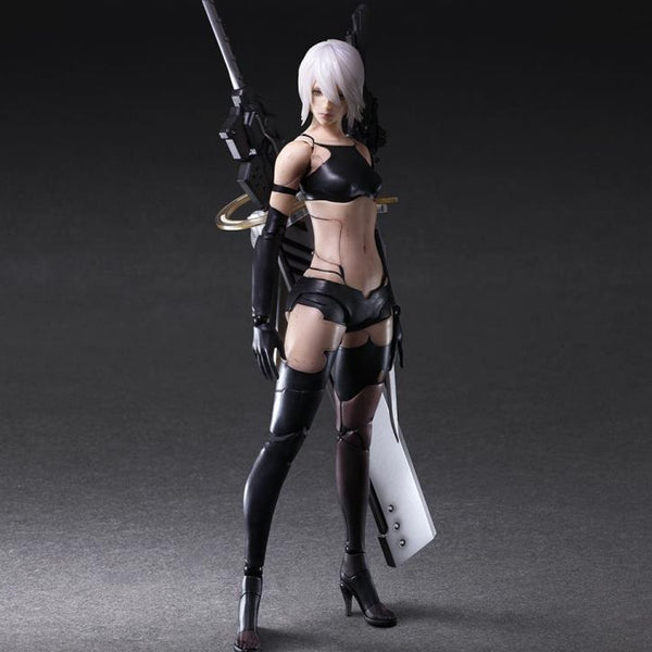 NieR: Automata Play Arts Kai A2 (YoRHa No.2 Type A) Deluxe Version