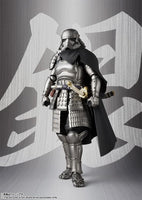 Bandai Tamashii Nations Star Wars Meisho Movie Realization Ashigaru Captain Phasma