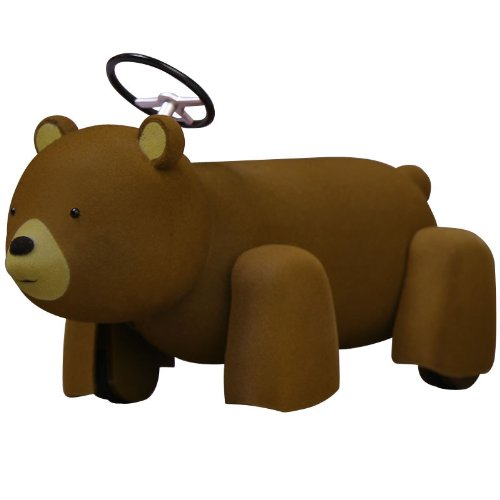 Figma ex:ride ride.010: Animal Cars - Bear
